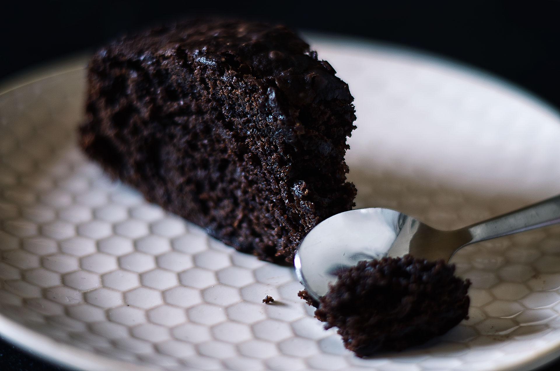 Veganer Schokoladenkuchen Schokoladiger Geht S Nicht Tofutante